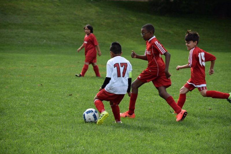 Annandale Red Dragons Soccer Season Finale