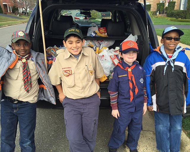 2015 Scouting for Food