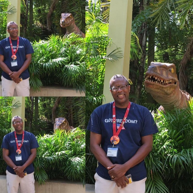 Universal's Jurassic Park Raptor Encounter