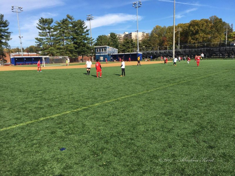 Fall Soccer Season Finale