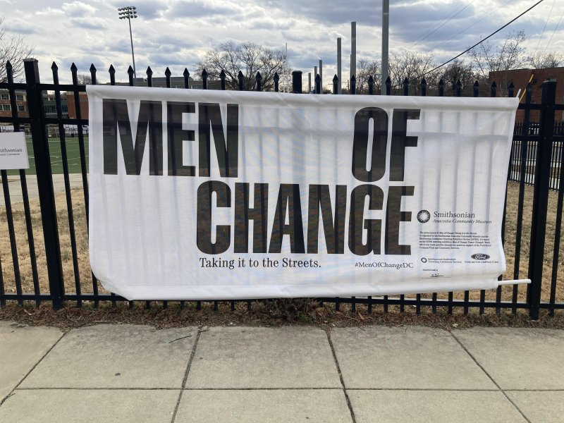 Smithsonian's Men of Change: Taking it to the Streets
