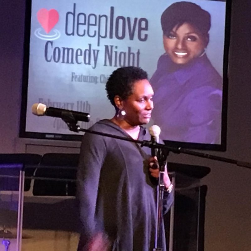Deep Love Comedy Night featuring Chinnitta Morris