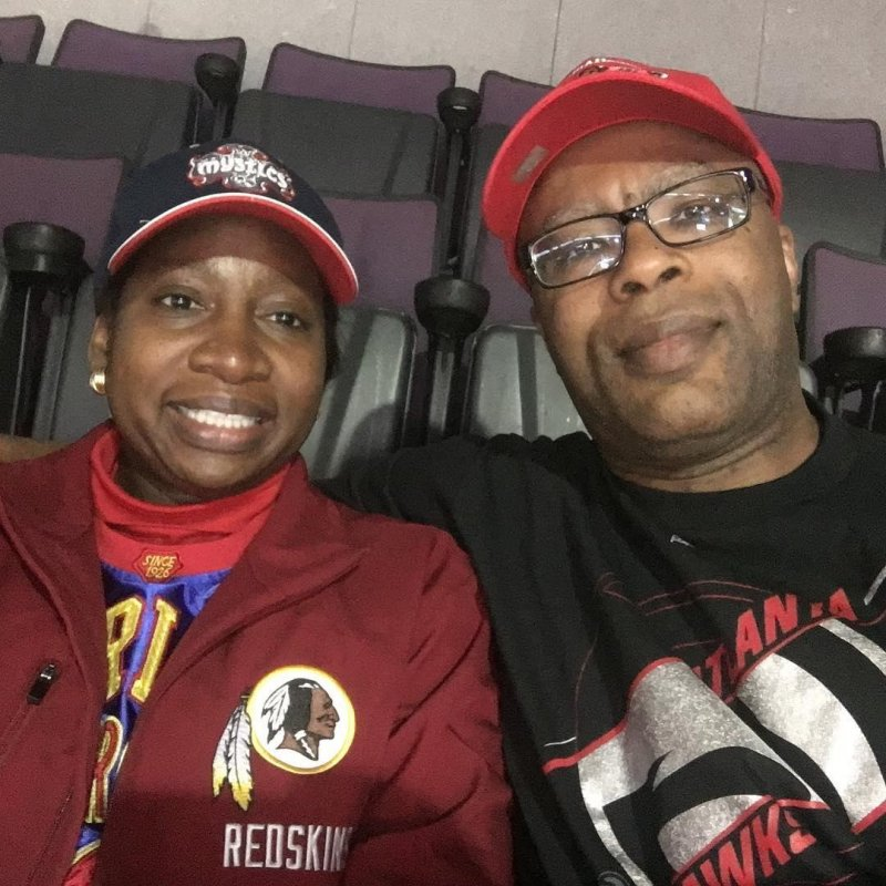 Date Night at Hawks vs. Wizards game