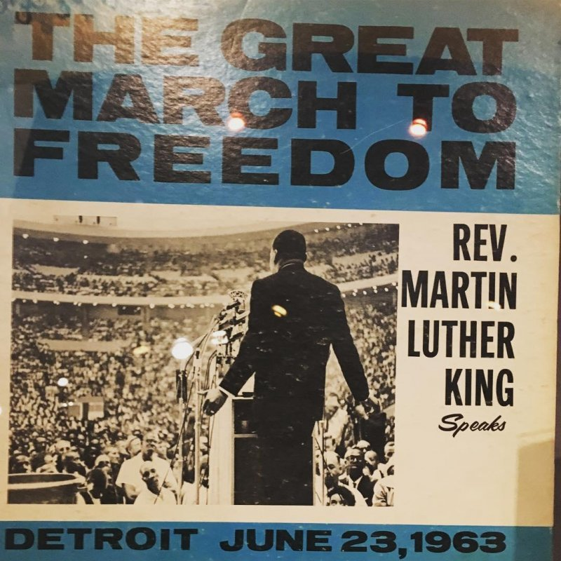 The Great March to Freedom