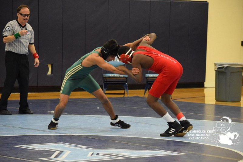 Yorktown High School JV Wrestling Jamboree