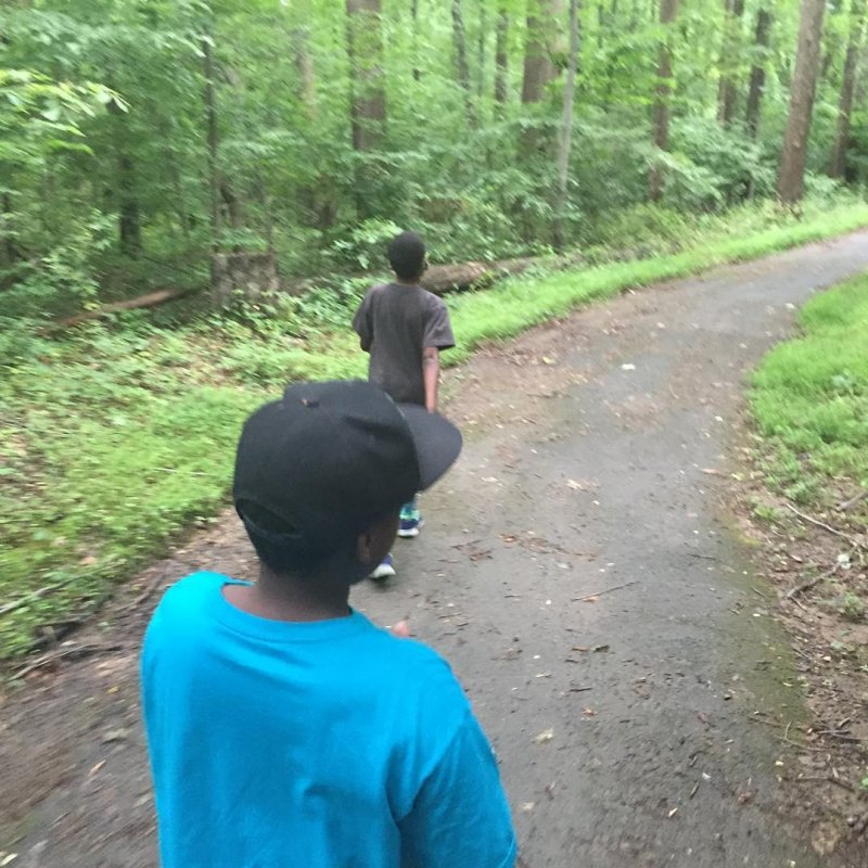 Hiking with the Littles
