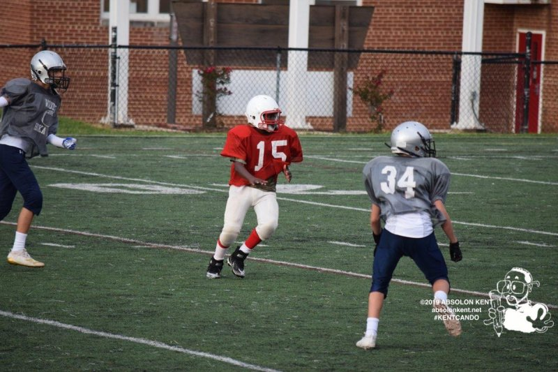 Freshman Football Scrimmage: Woodson at Annandale