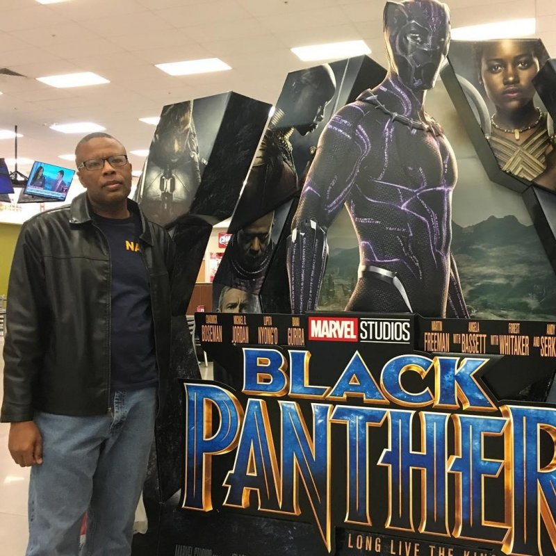 Black Panther is coming