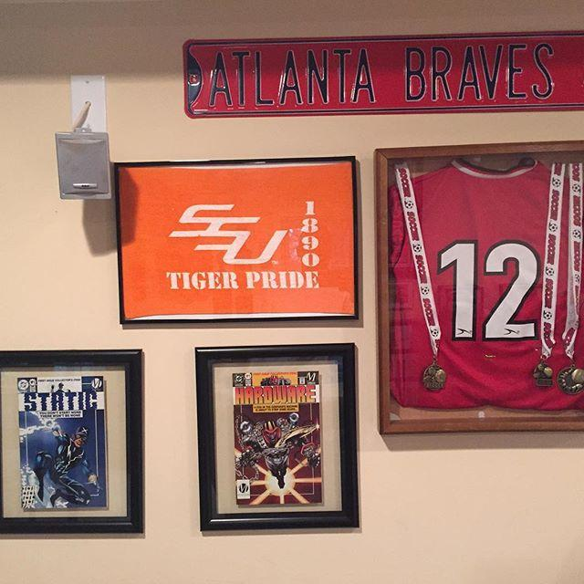 Man Cave Redesign- Phase 1