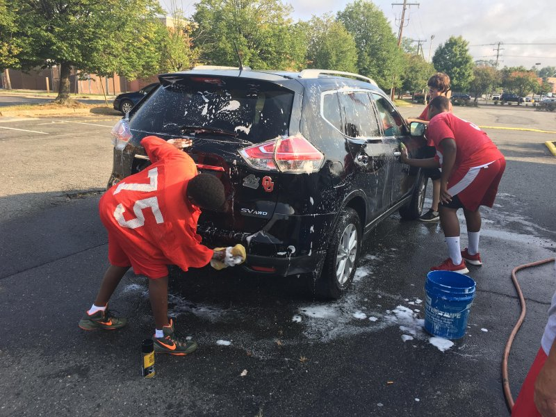 Annandale Atoms Freshman Football Carwash