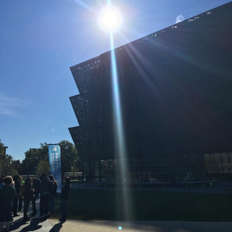 Smithsonian National Museum of African-American History and Culture #nmaahc