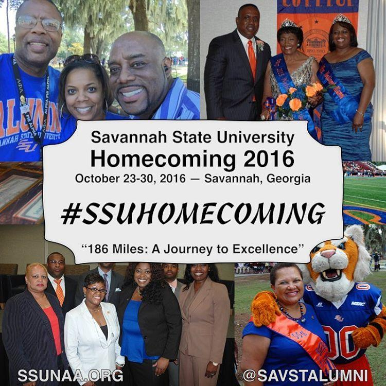 It's Homecoming Week at SSU!