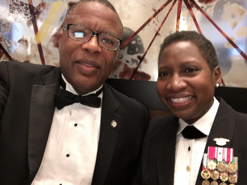 A Wonderful Evening at the U.S. Navy Birthday Ball