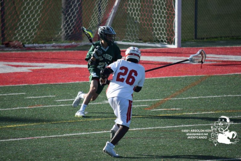 JV Lacrosse: Atoms top the Jaguars at home