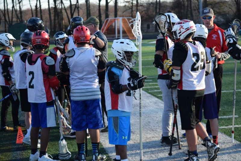 Youth Lacrosse Scrimmage (vs. Falls Church)