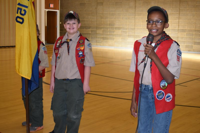 2017 Cub Scout Pack 150 Pinewood Derby