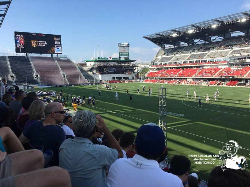 Premier Lacrosse League in DC